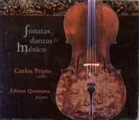 Sonatas e Danzas de Mexico