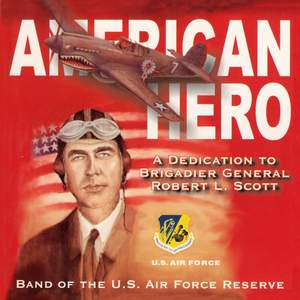 United States Air Force Reserve Band: American Hero Product Image
