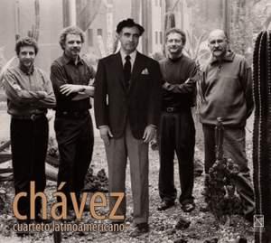 Carlos Chavez: String Quartets