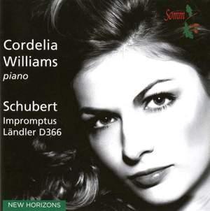 Schubert: Impromptus & Ländler D366