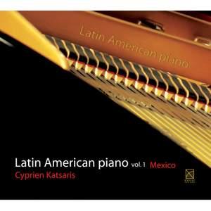 Latin American Piano, Vol. 1