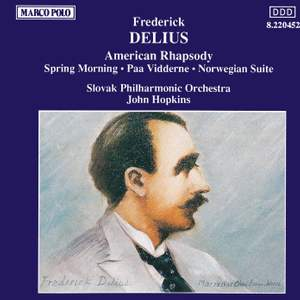 Delius: American Rhapsody