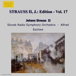 Johann Strauss II Edition, Volume 17