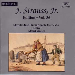 Johann Strauss II Edition, Volume 36