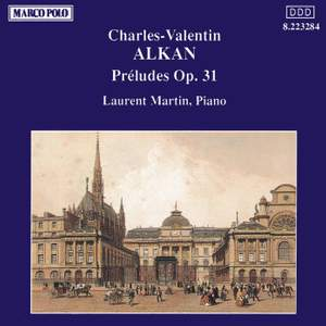 Alkan: Preludes (25), Op. 31
