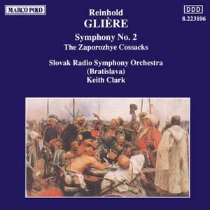 Glière: Symphony No. 2 & The Zaporozhye Cossacks Product Image