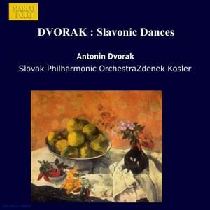 Dvorak: Slavonic Dances, Op. 46 Product Image