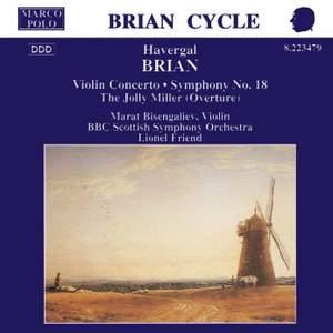Havergal Brian: Symphony No. 18 & Violin Concerto
