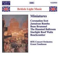 Miniatures (British Light Music)