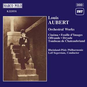 Aubert: Orchestral Works Product Image