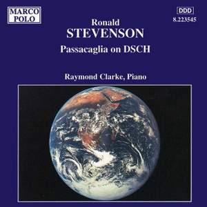 Stevenson, R: Passacaglia on D.S.C.H