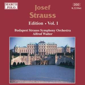 Josef Strauss Edition, Volume 1