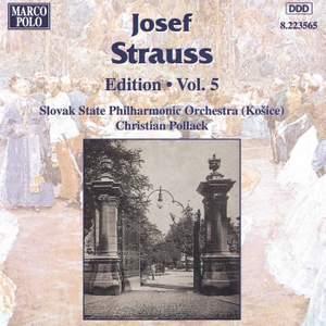 Josef Strauss Edition, Volume 5