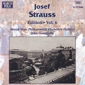 Josef Strauss Edition, Volume 6