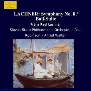 Lachner: Symphony No. 8
