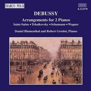 Debussy: Arrangements for 2 Pianos