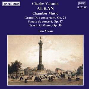 Alkan: Chamber Music Product Image