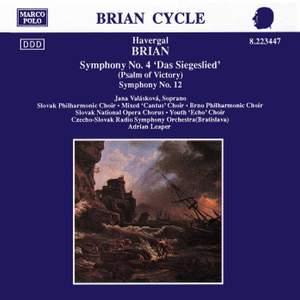 Havergal Brian: Symphonies Nos. 4 and 12