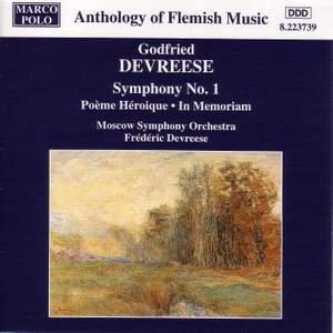 Godfried Devreese: Symphony No. 1