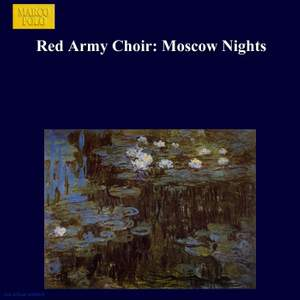 Red Army Choir: Moscow Nights Product Image