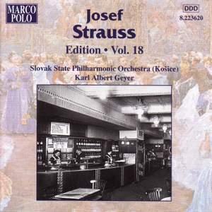 Josef Strauss Edition, Volume 18