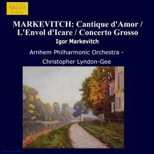Igor Markevitch: Orchestral Music, Vol. 2