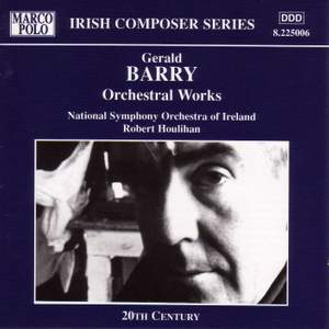 Gerald Barry: Orchestral Works
