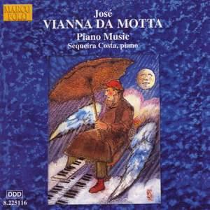 Vianna da Motta: Piano Music Product Image