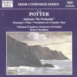 Archibald James Potter: Sinfonia, 'De Profundis'