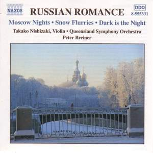 NISHIZAKI, Takako: Russian Romance