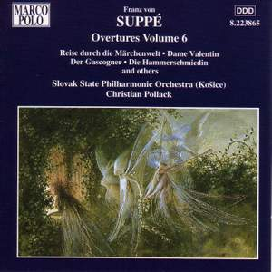 Franz von Suppé: Overtures, Vol. 6 Product Image