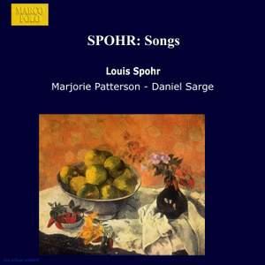 Spohr: Songs