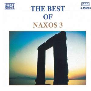 Best of Naxos Vol. 3 Product Image