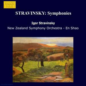 Stravinsky: Symphonies Product Image