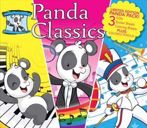 PANDA CLASSICS - Issue Nos. 1-3 (3CD box set)