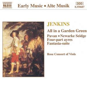 John Jenkins: All in a Garden Green