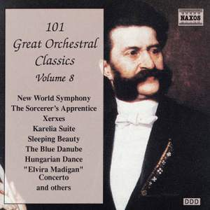 101 Great Orchestral Classics, Vol. 8 Product Image