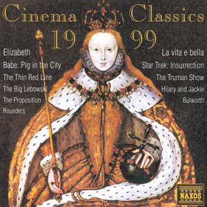 Cinema Classics 1999 Product Image