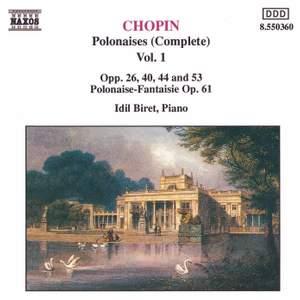 Chopin: Polonaises, Vol. 1 Product Image