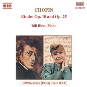 Chopin: Etudes, Opp. 10 and 25