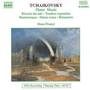 Tchaikovsky: Piano Music