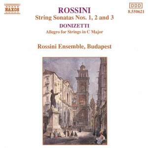 Rossini & Donizetti: Works for Strings