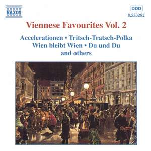 Viennese Favourites, Vol. 2 Product Image