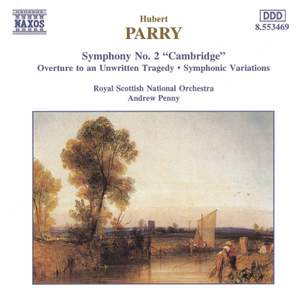 Parry: Symphony No. 2 & Symphonic Variations in E minor Product Image
