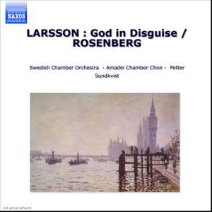 Larsson: Forkladd gud (God in Disguise)