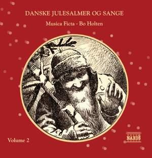 Christmas Danske Julesalmer Og Sange, Vol. 2 (Danish Christmas Hymns, Vol. 2) Product Image