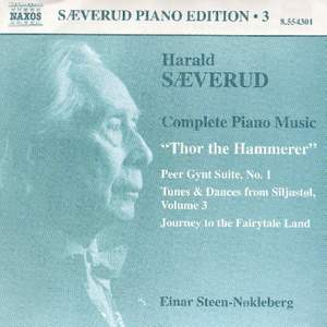 Saeverud: Complete Piano Music, Vol. 3