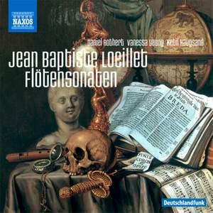 Jean Baptiste Loeillet de Gant: Recorder Sonatas, Opp. 1-4
