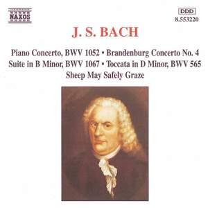 JS Bach: Famous Works