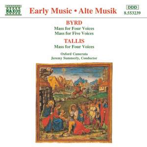 Byrd & Tallis: Masses